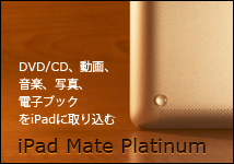 iPad Mate Platinum